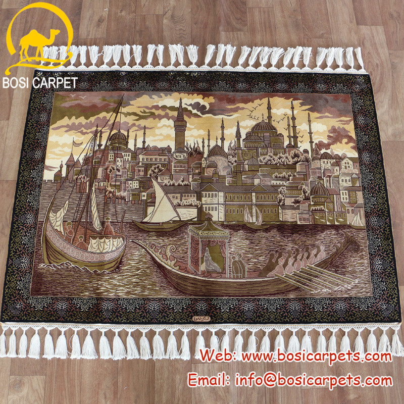 Hanging Wall Carpet, Wall Hanging Rugs -- Henan Bosi Carpet Co.,Ltd.