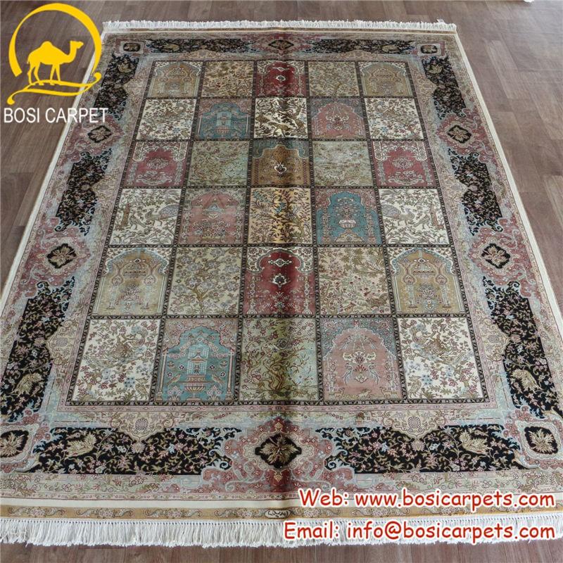 Garden style carpet